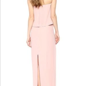 Amanda Uprichard Sample Topanga Maxi dress